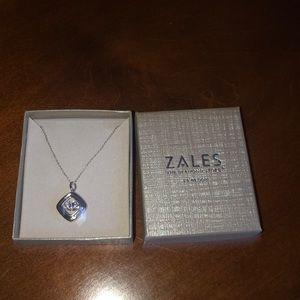 Zales unstoppable love necklace